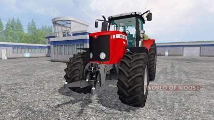 Massey Ferguson 6499 для Farming Simulator 2015