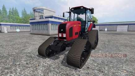 Беларус-2022.3 [гусеничный] для Farming Simulator 2015