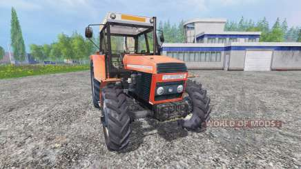 Zetor 10145 Turbo для Farming Simulator 2015
