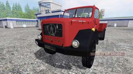 Magirus-Deutz 200D26L v1.0 для Farming Simulator 2015