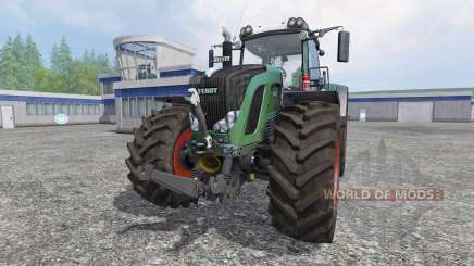 Fendt 936 Vario [pack] для Farming Simulator 2015