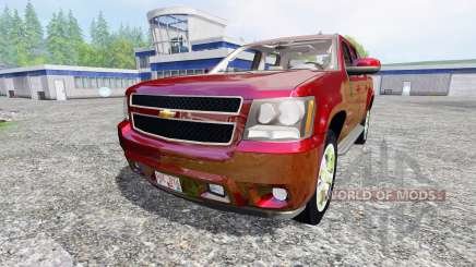 Chevrolet Avalanche для Farming Simulator 2015