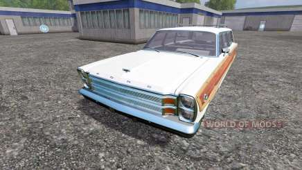 Ford Country Squire 1966 для Farming Simulator 2015