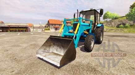 МТЗ-82.1 Беларус [погрузчик] для Farming Simulator 2013