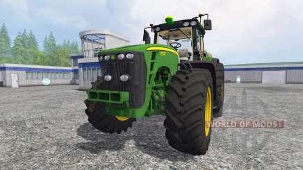 John Deere 8530 v4.0 для Farming Simulator 2015