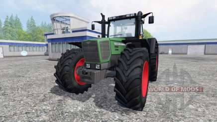 Fendt Favorit 824 [new] для Farming Simulator 2015