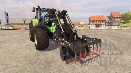 Deutz-Fahr Agrotron 7250 TTV FL для Farming Simulator 2013