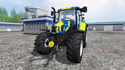 New Holland T6.160 Police для Farming Simulator 2015