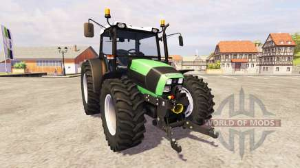 Deutz-Fahr Agrofarm 430 TTV для Farming Simulator 2013
