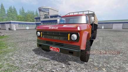 Dodge D700 для Farming Simulator 2015
