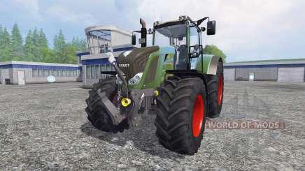 Fendt 828 Vario [new] для Farming Simulator 2015