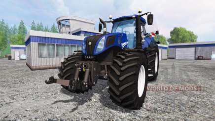 New Holland T8.420 [blue power] для Farming Simulator 2015