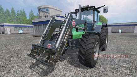 Deutz-Fahr AgroStar 6.31 [little black beast] для Farming Simulator 2015