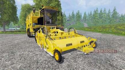 ROPA euro-Tiger V8-3 XL v1.2 для Farming Simulator 2015