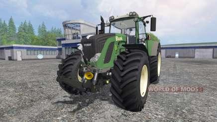 Fendt 936 Vario [Blunk] v2.1 для Farming Simulator 2015