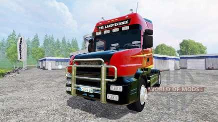 Scania T164 [two axial] для Farming Simulator 2015