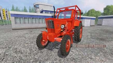 МТЗ-50 v2.1 для Farming Simulator 2015