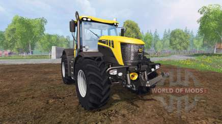 JCB 3220 Fastrac v3.0 для Farming Simulator 2015