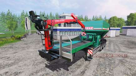 Jenz Crusher Titan для Farming Simulator 2015