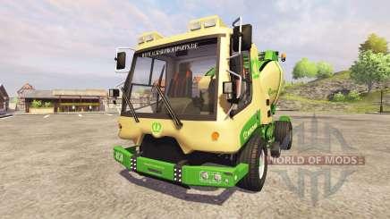 Krone Comprima V180 [osimobil] для Farming Simulator 2013