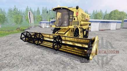 New Holland TF78 v2.0 для Farming Simulator 2015