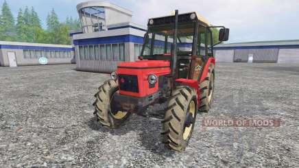 Zetor 7045 для Farming Simulator 2015