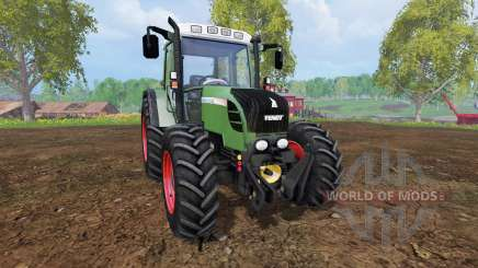 Fendt 312 Vario TMS v1.0 для Farming Simulator 2015