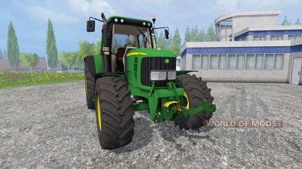 John Deere 6320 Premium [Beta] для Farming Simulator 2015