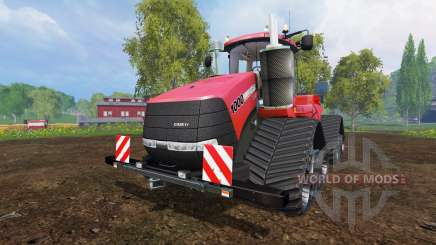 Case IH Quadtrac 1000 Turbo v1.2 для Farming Simulator 2015