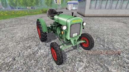 Deutz F1 M414 v1.11 для Farming Simulator 2015