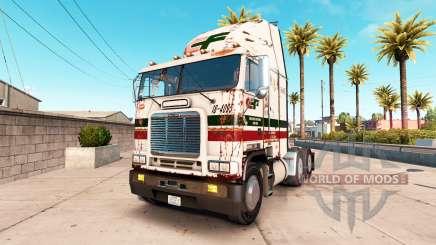 Freightliner FLB Consolidated Frightways для American Truck Simulator