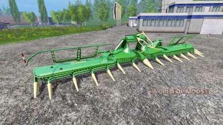 Krone Easy Collect 1053 v1.0 для Farming Simulator 2015