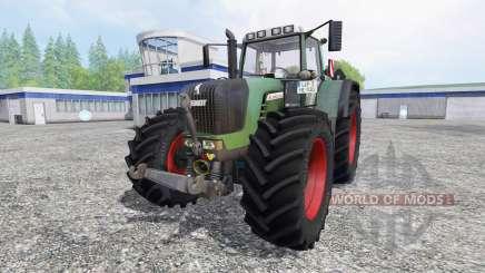 Fendt 930 Vario TMS v4.2 для Farming Simulator 2015