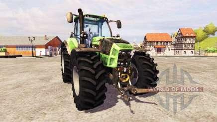 Deutz-Fahr Agrotron 7250 TTV [FSM Edition] для Farming Simulator 2013
