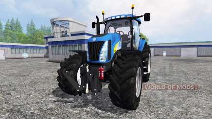 New Holland TG 285 [pack] для Farming Simulator 2015
