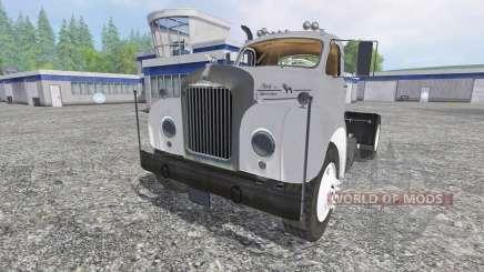 Mack B61 для Farming Simulator 2015