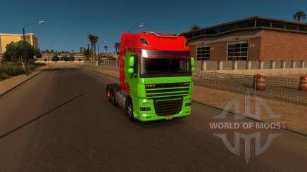 DAF XF для American Truck Simulator