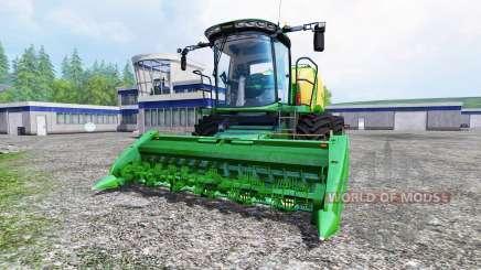 Krone Baler Prototype для Farming Simulator 2015