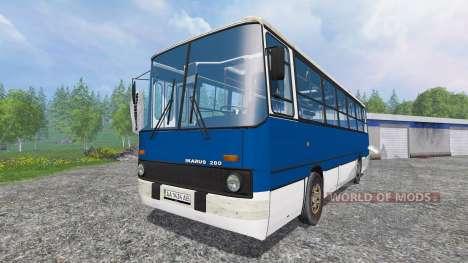 Ikarus 260 для Farming Simulator 2015