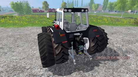 Valtra 8550 v1.1 для Farming Simulator 2015