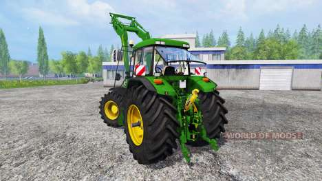 John Deere 7810 [washable][final] для Farming Simulator 2015