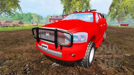 PickUp CCCFL для Farming Simulator 2015