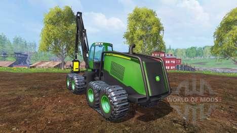 John Deere 1270E v1.0 для Farming Simulator 2015