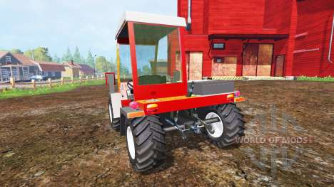 Reform Metrac G3 для Farming Simulator 2015