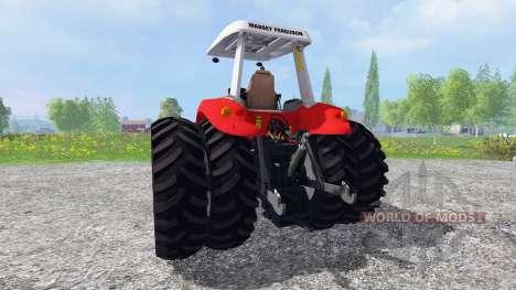 Massey Ferguson 7180 для Farming Simulator 2015