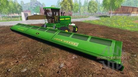 John Deere 4995 для Farming Simulator 2015