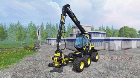 PONSSE Scorpion 6x6 v2.0 для Farming Simulator 2015