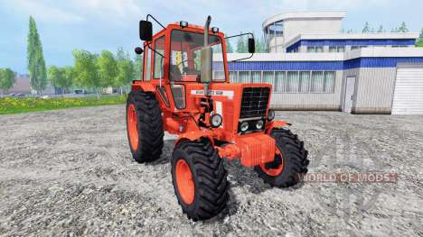 МТЗ-552 Беларус для Farming Simulator 2015
