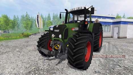 Fendt 820 Vario v1.0 для Farming Simulator 2015