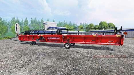 Case IH 3162 Draper 45FT для Farming Simulator 2015